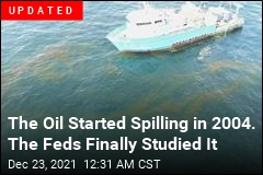 14 Years After Oil Began Spilling in Gulf, the Feds Study It