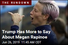An Old Comment Keeps the Trump-Rapinoe Story Alive