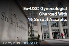 Ex-USC Gynecologist Charged With 16 Sexual Assaults