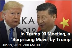Trump After Xi Meeting: Trade Talks Are Back On