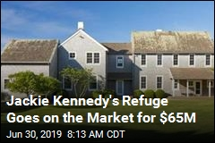 Jackie Kennedy's Refuge Goes on the Market for $65M