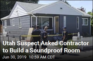 Utah Suspect Asked Contractor to Build a Soundproof Room