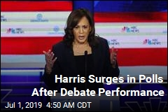 Harris Surges in Polls After Debate Performance