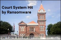 Ransomware Attack Hits Courts Office