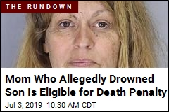 The First Time She Tried to Drown Her Son, She Stopped