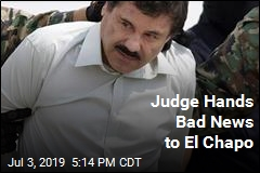 No New Trial for El Chapo