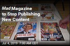 Mad Magazine As We Know It Is Disappearing