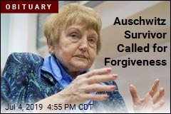 Auschwitz Survivor Called for Forgiveness