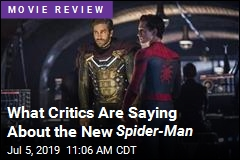 What Critics Are Saying About the New Spider-Man