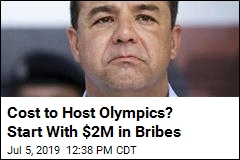 Cost to Host Olympics? Start With $2M in Bribes