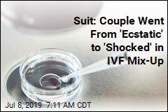 Suit: Couple Went From 'Ecstatic' to 'Shocked' in IVF Mix-Up