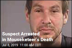 Suspect Arrested in Mouseketeer's Death