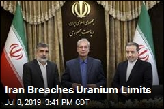 Iran Breaches Uranium Limits