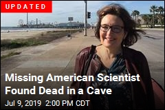 Body Found in Cave in Search for US Scientist