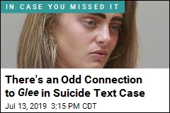 HBO Film on Suicide Text Case Flags Odd Glee Connection