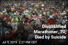 Disqualified Marathoner, 70, Died by Suicide