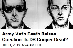 Army Vet's Death Raises Question: Is DB Cooper Dead?
