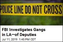 This FBI Investigation of Gangs Has a Twist