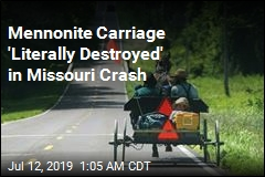 Mennonite Carriage 'Literally Destroyed' in Missouri Crash
