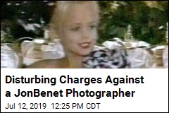 Photographer With JonBenet Link Faces Child Porn Charges