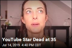 YouTube Star Dead at 35