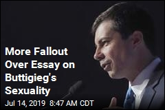More Fallout Over Essay on Buttigieg's Sexuality
