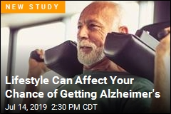 Lifestyle Can Affect Your Chance of Getting Alzheimer's