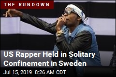 US Rapper Held in Solitary Confinement in Sweden