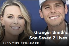 Granger Smith's Son Saved 2 Lives