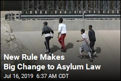 Major Change to US Asylum Law Takes Effect