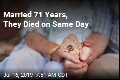 Married 71 Years, They Died on Same Day