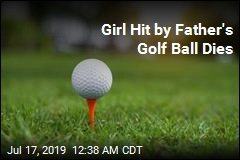 Girl, 6, Killed by Father's Golf Ball