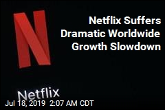 Netflix Suffers Dramatic Worldwide Growth Slowdown