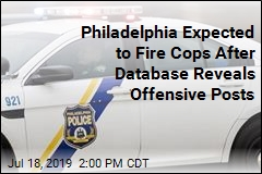 Philadelphia Expected to Fire Cops Over Facebook Posts