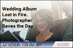 Photographer Remakes 1999 Wedding Album Lost in Fire