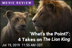 'What's the Point?': 4 Takes on The Lion King