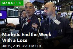 Markets End the Week With a Loss
