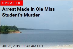 Ole Miss Student Dead in Apparent Homicide