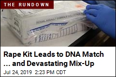 Rape Kit Leads to DNA Match ... and Devastating Mix-Up