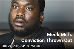 Meek Mill's Conviction Overturned