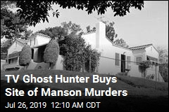 Ghost Adventures Star Buys Site of Manson Murders