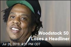 Jay-Z and John Fogerty Drop Out of Woodstock 50