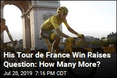 Tour de France Winner Is Youngest Since WWII