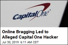Woman, 33, Arrested in Staggering Capital One Hack