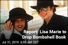 Report: Lisa Marie to Drop Bombshell Book
