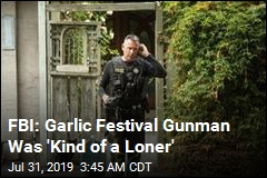 Police: Garlic Festival Gunman Probably Acted Alone