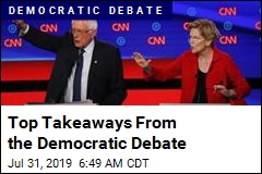 Takeaways From the Democratic Debate