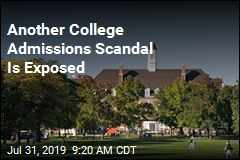 Another College Admissions Scandal Is Exposed