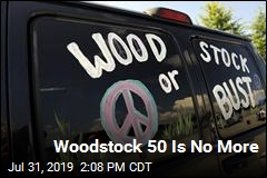 Woodstock 50 Is No More