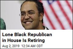 The Only Black Republican in the House Is Retiring